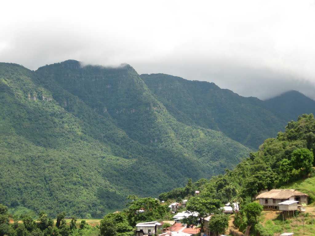 Phawngpui Peak - Aizawl Image