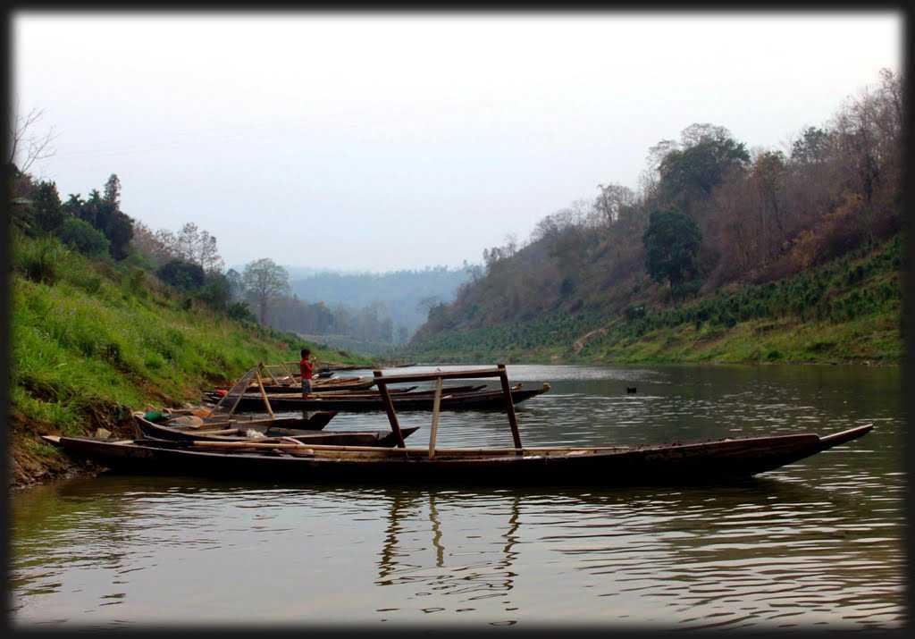 River Tlawng - Kolasib Image