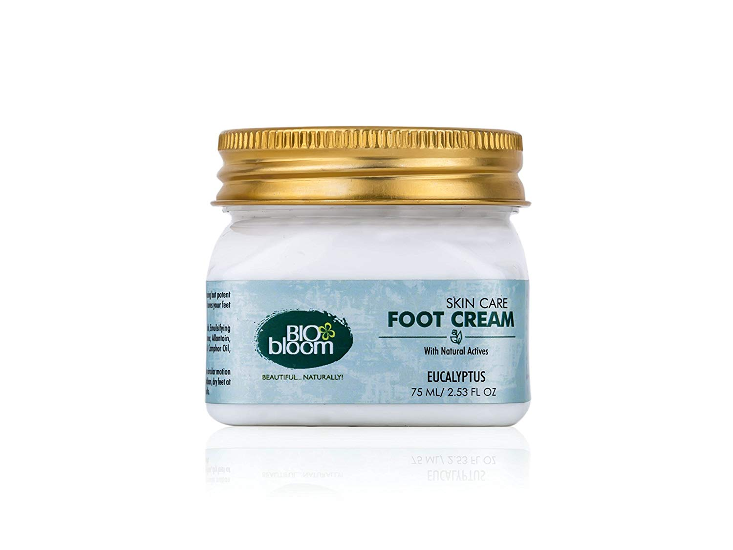 Biobloom Eucalyptus Foot Cream Image