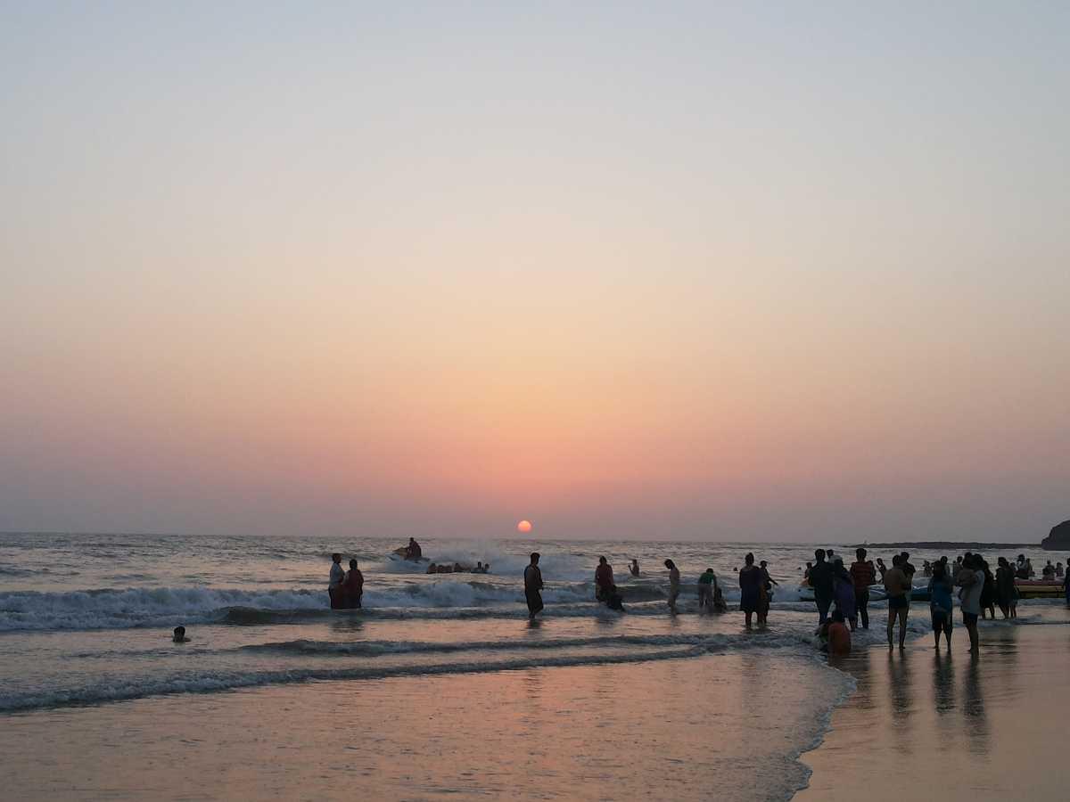 Saswane Beach - Alibag Image