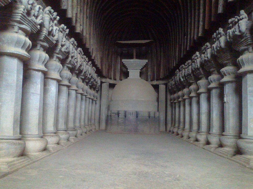 Kondana Caves - Karjat Image