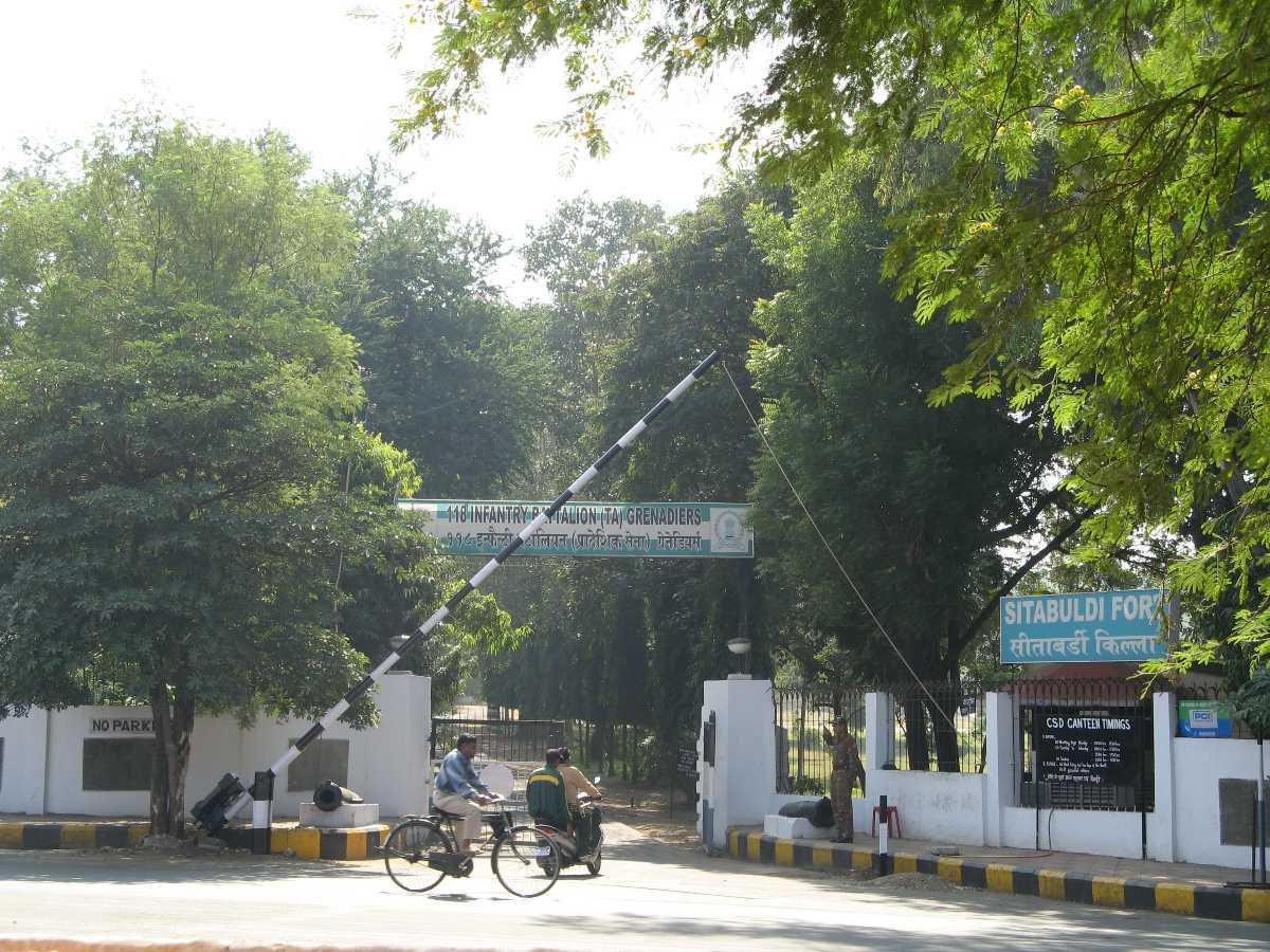 Sitabuldi Fort - Nagpur Image
