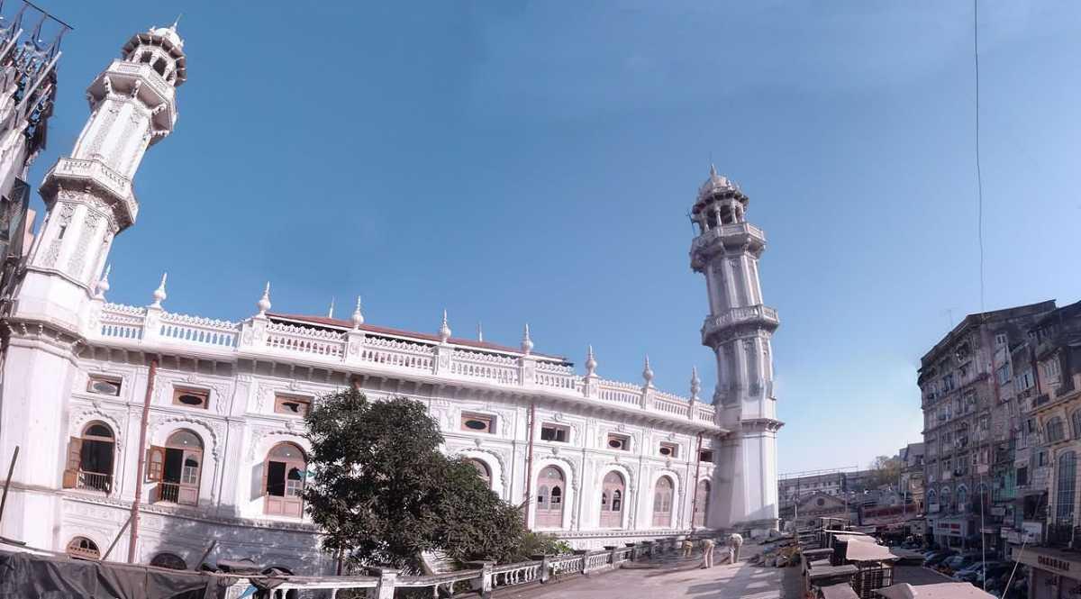 Jama Masjid - Mumbai Image