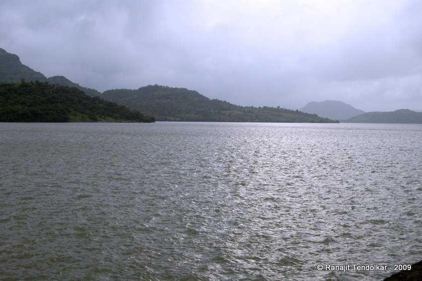 Mulshi Lake And Dam - Pune Image