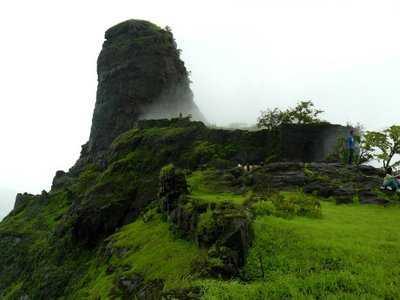 Manikgad Fort Trek - Panvel Image