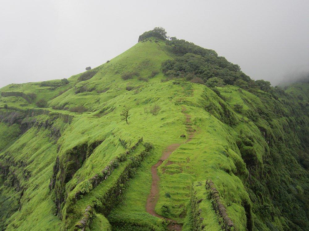 Rajgad Trek - Pune Image