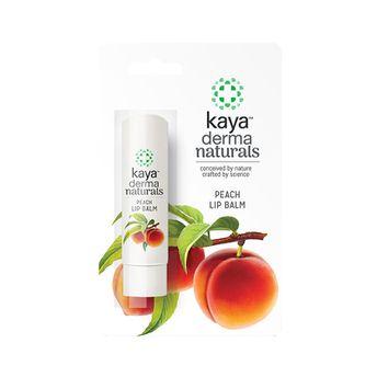 Kaya Peach Lip Balm Image