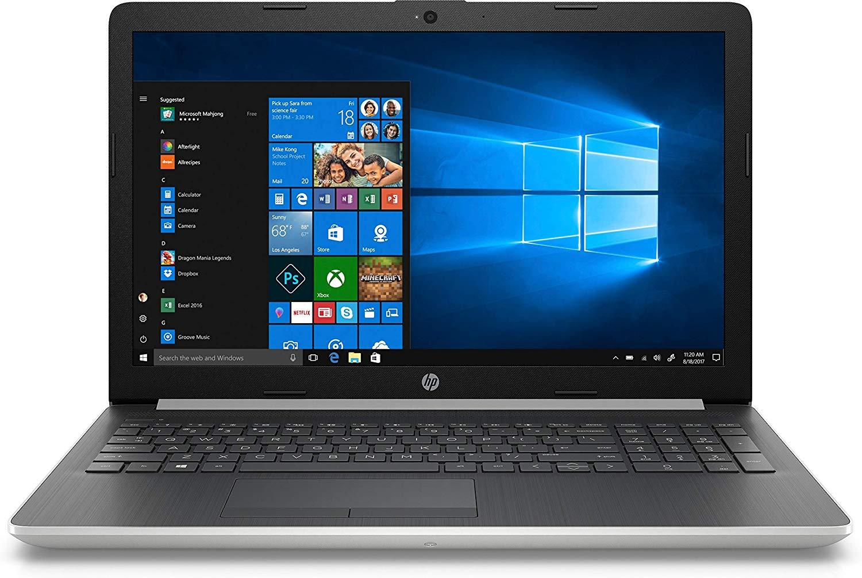 HP 15-da0327tu 2018 15.6-inch Laptop Image