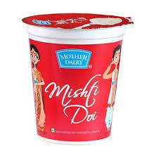 Mother Dairy Mishti Doi Image