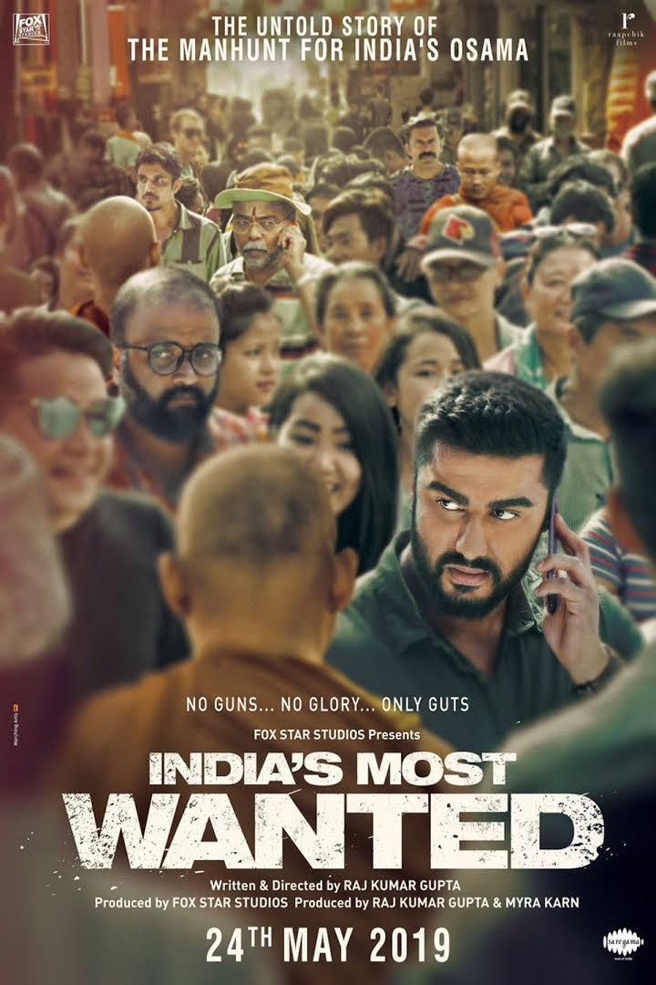 India's Most Wanted Image