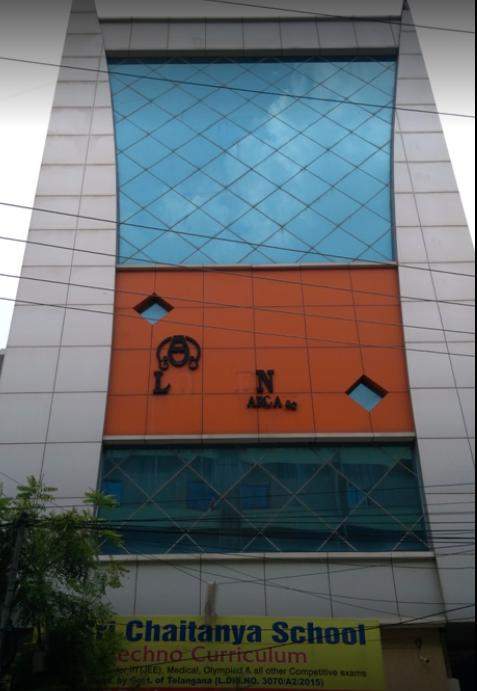 Sri Chaitanya Techno School - RTC Cross Road - Hyderabad Image