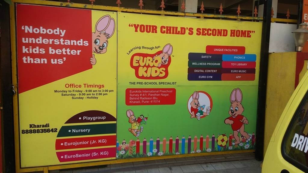 Eurokids Preschool - Kharadi - Pune Image