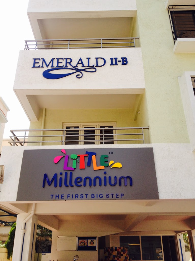 Little Millenium Preschool - Wakad - Pune Image