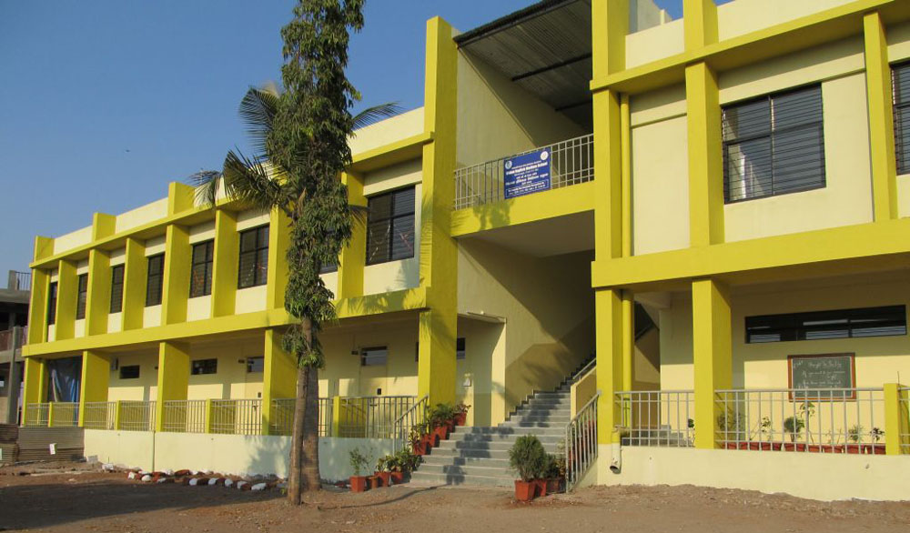 Vision English Medium School - Narhe - Pune Image