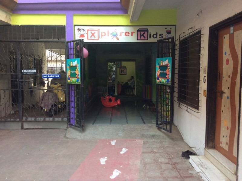 Xplorer Kids Preschool & Daycare - Pimple Nilakh - Pune Image
