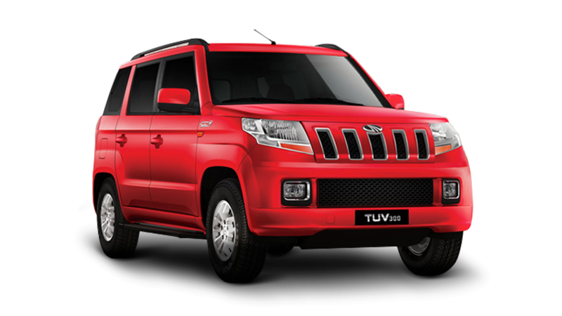 Mahindra TUV300 (2019) T10 Dual Tone Image