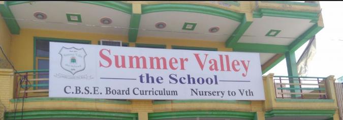 Summer Valley The School - Govindpuram - Ghaziabad Image