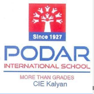 Podar International School (CIE) - Kalyan West - Thane Image