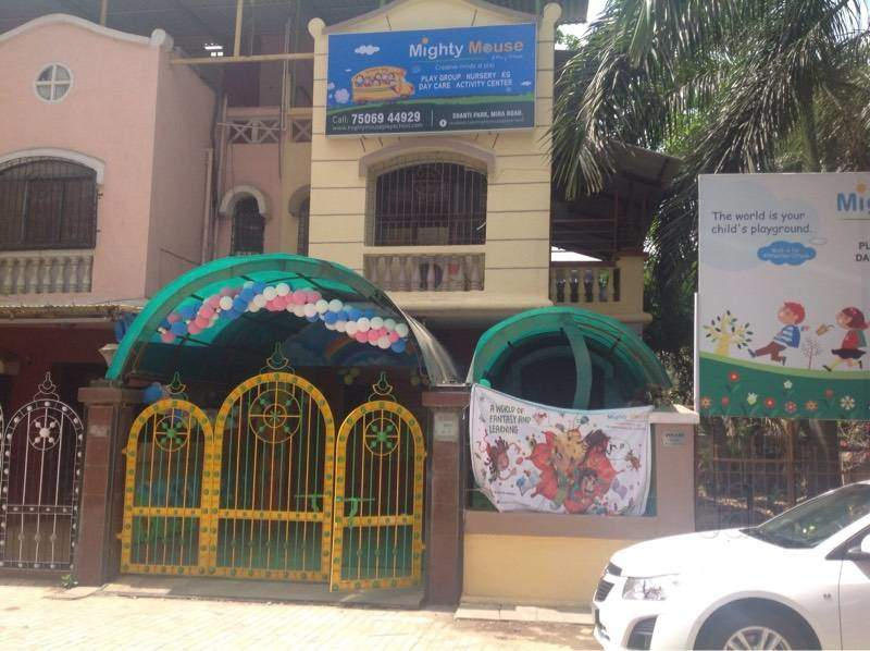 Mighty Mouse A Play School - Mira Road - Thane Image