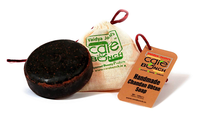 Handmade Chandan Ubtan Soap Image