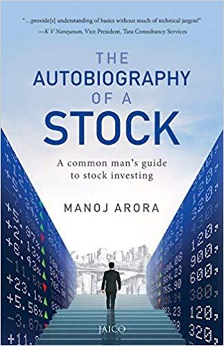 The Autobiography of a Stock - Manoj Arora Image