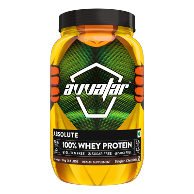 Avvatar Absolute 100% Whey Protein Image