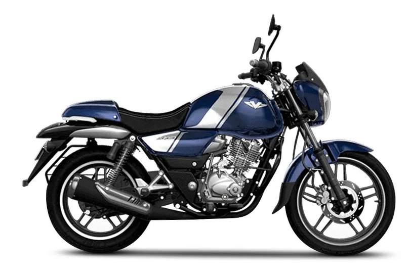 Bajaj V15 Power Up Image