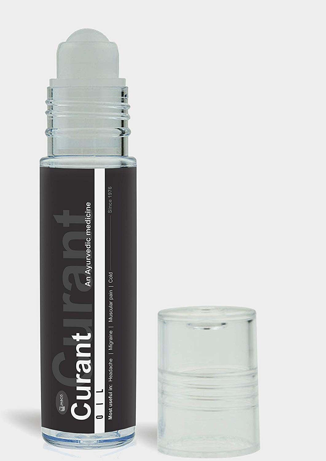 Curant Oil : Pain Relief Rollon Image