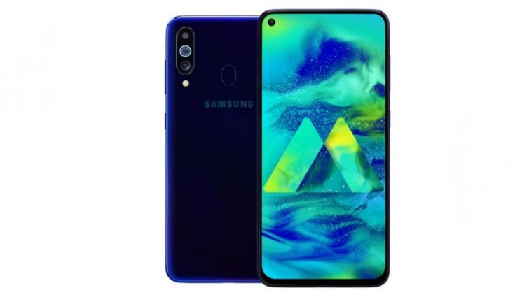 Samsung Galaxy M40 Image