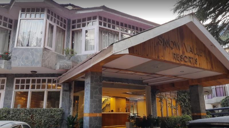 Snow Valley Resorts - Manali Image