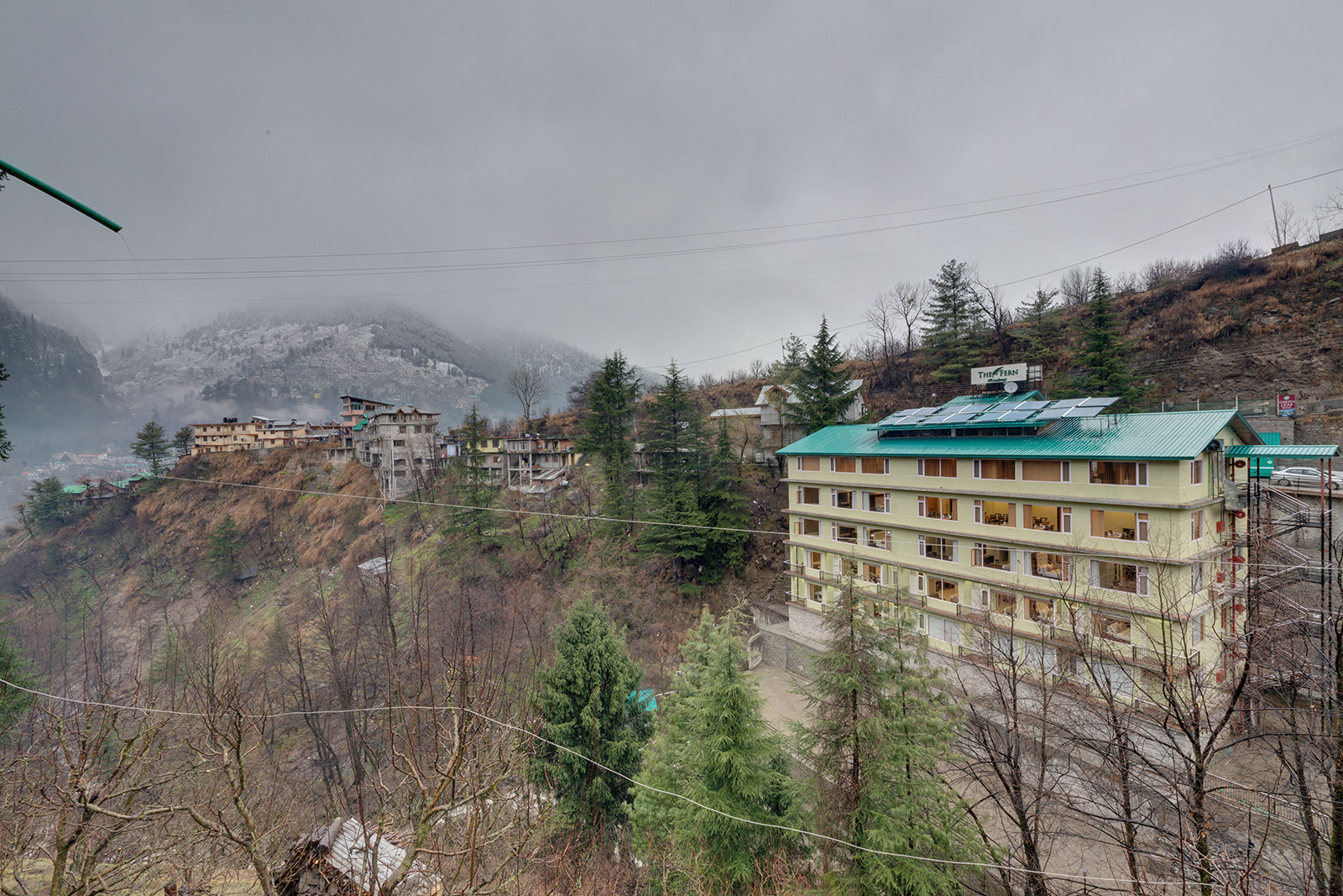 The Fern Residency - Manali Image