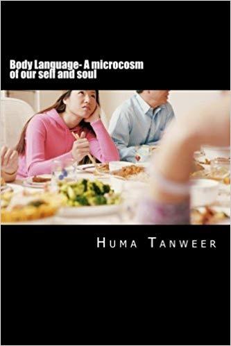 Body Language - Huma Tanweer Image