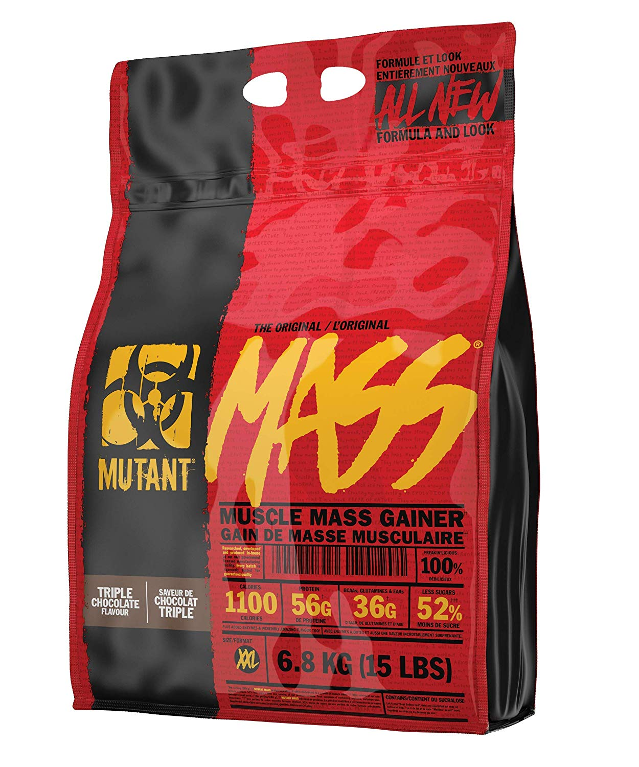 Mutant Mass Gainers Image