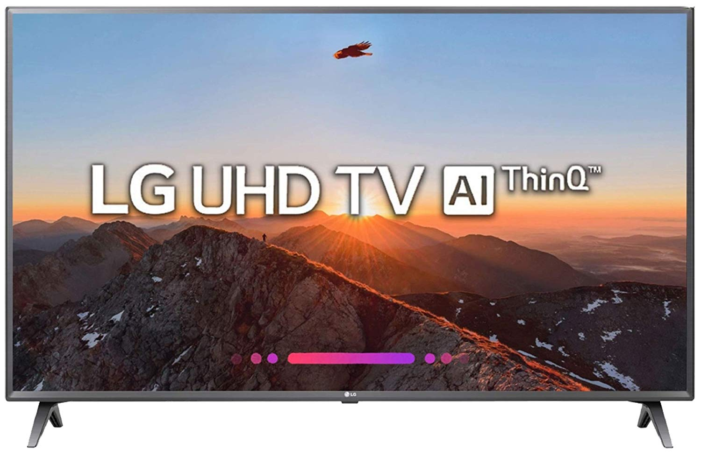 LG 108 cm (43 Inches) 43UK6360PTE 4K UHD LED Smart TV Image