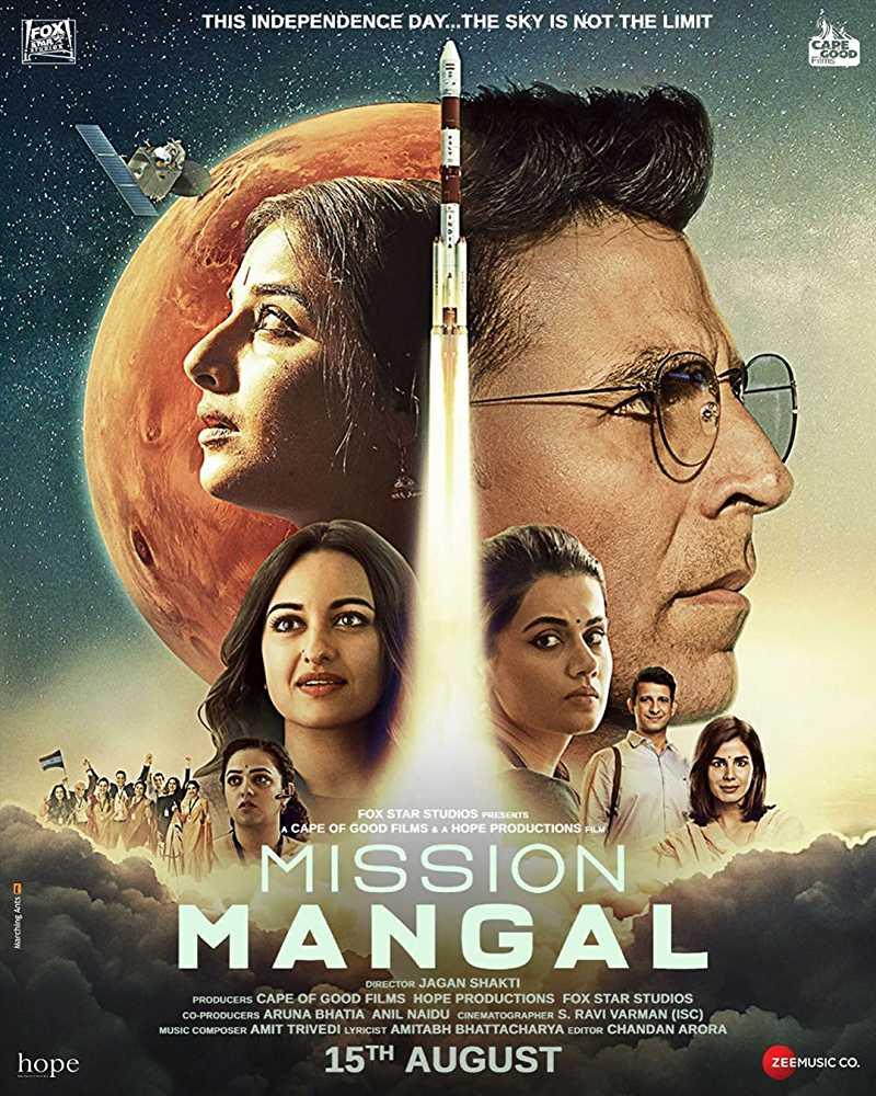Mission Mangal Image