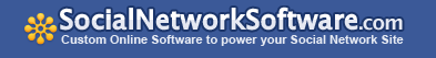 Social Networking Software Image
