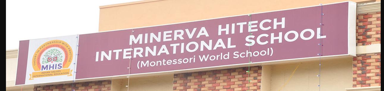 Minerva Hitech International School - Gerugambakkam - Chennai Image