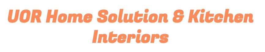 UOR Home Solution & Kitchen Interiors - Thane Image