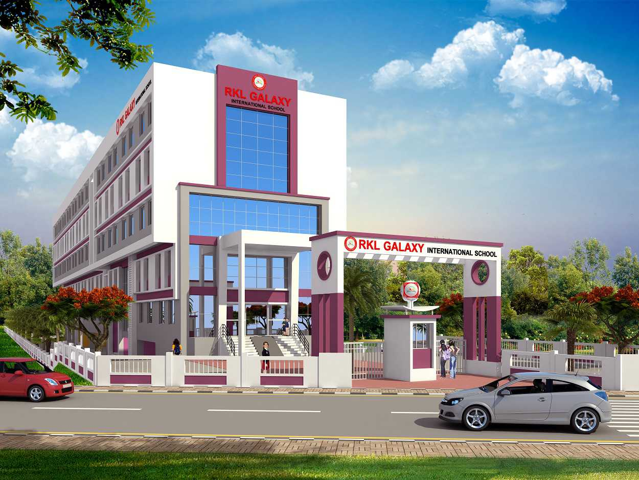 Rkl Galaxy International School - Budruk - Pune Image