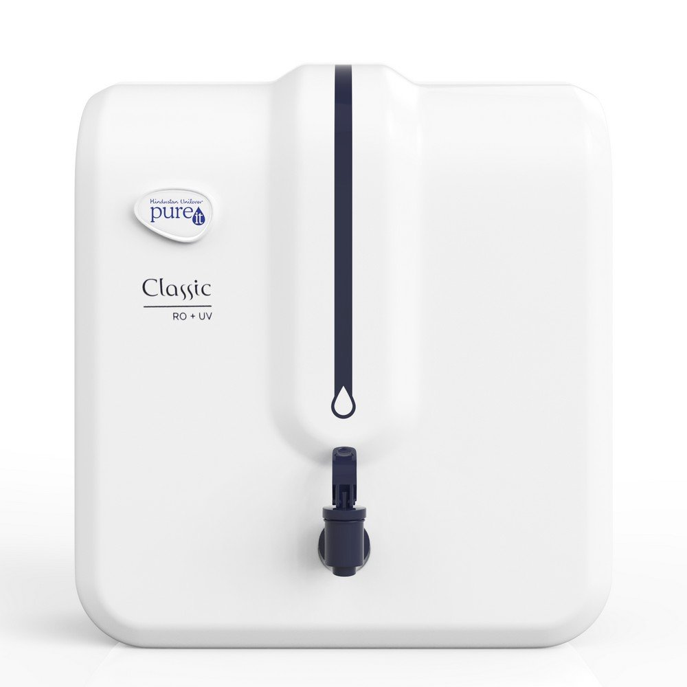 HUL Pureit 5 Ltrs Classic RO + UV 6 Stage Water Purifier Image