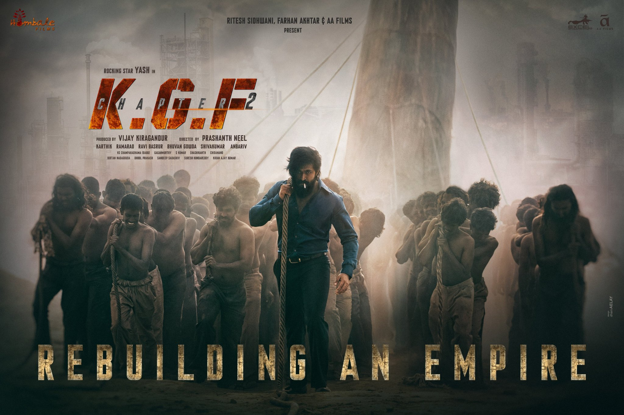 KGF Chapter 2 Image