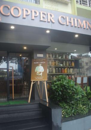 Copper Chimney - Bandra West - Mumbai Image