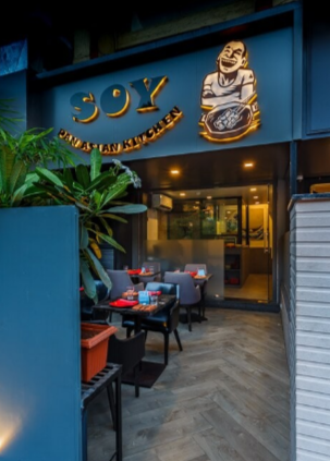 SOY Pan Asian Kitchen - Bandra West - Mumbai Image