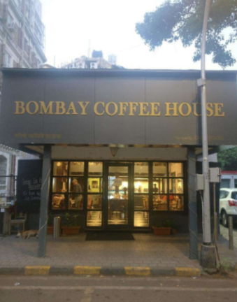 Bombay Coffee House - Fort - Mumbai Image