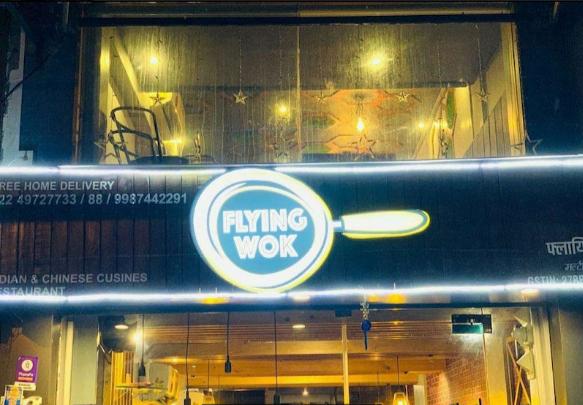 Flying Wok - Lokhandwala - Mumbai Image