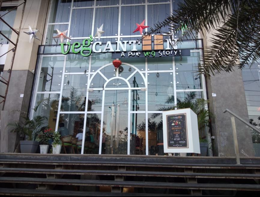 Veg Canteen - Manpada - Thane Image