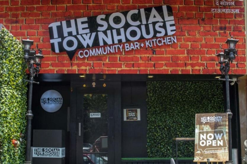 The Social Townhouse - Vashi - Navi Mumbai Image
