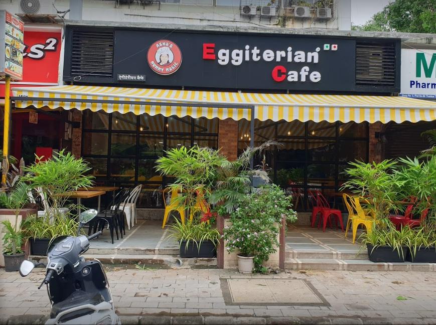 Eggiterain Cafe - Vashi - Navi Mumbai Image