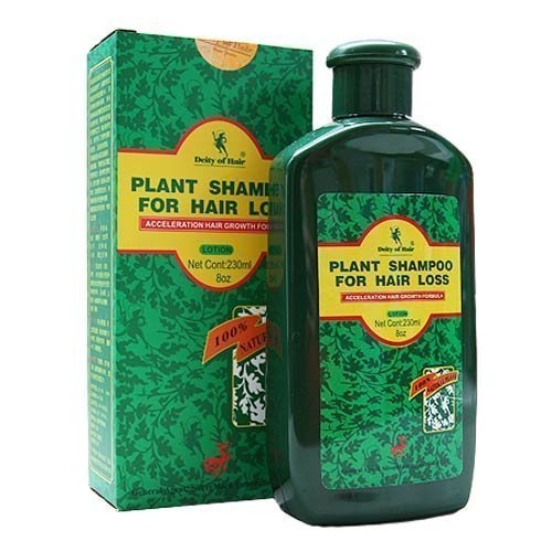 Deity of Hair Plant Shampoo Image
