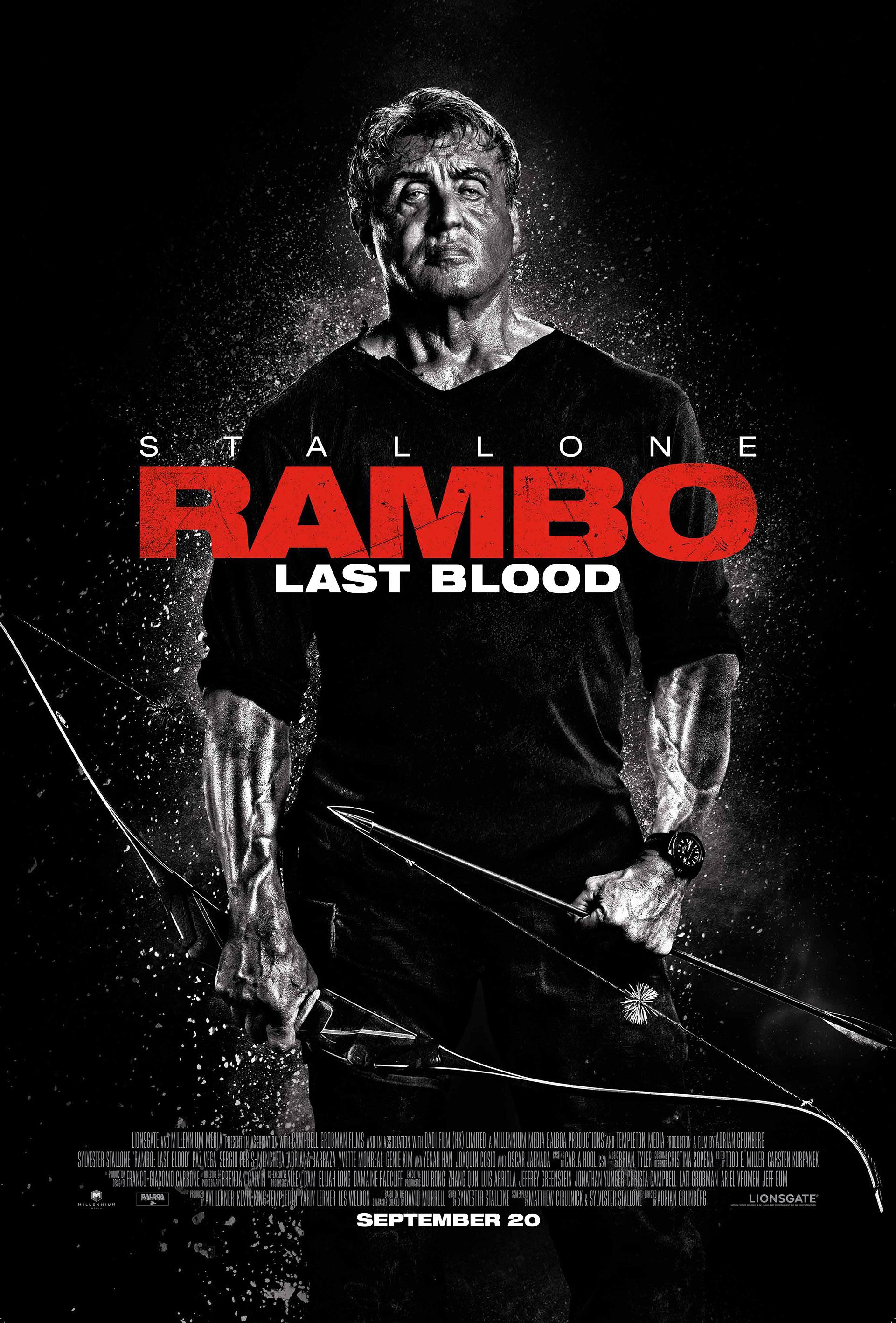 Rambo: Last Blood Image